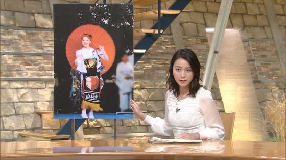 小川彩佳 Dカップ着衣おっぱいが素敵な報ステキャプ 画像28枚 26