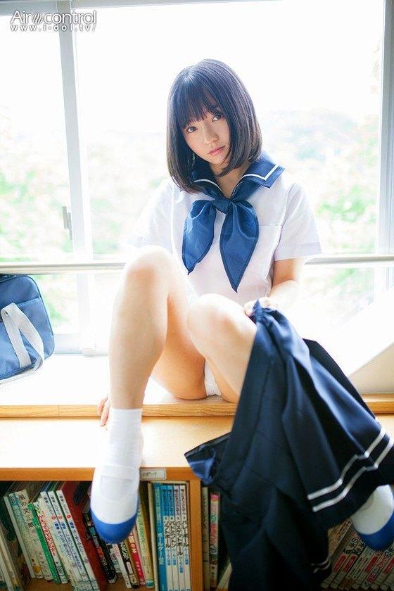 西永彩奈 彩奈の学校物語の水着食い込みキャプ 画像28枚 1