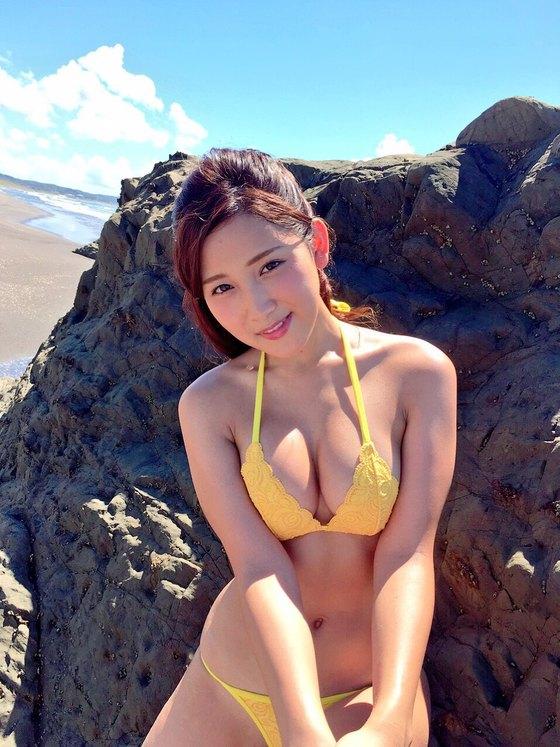 小島みゆ DVDミユフィーユのハミ乳&食い込みキャプ 画像24枚 22