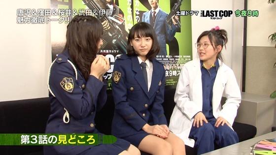 武田玲奈 ラストコップのミニスカ制服美脚キャプ 画像30枚 23