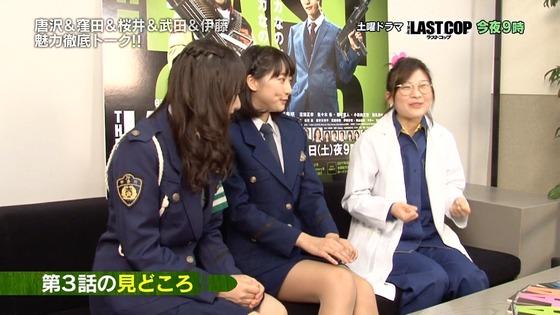 武田玲奈 ラストコップのミニスカ制服美脚キャプ 画像30枚 26