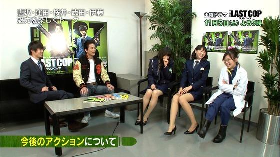 武田玲奈 ラストコップのミニスカ制服美脚キャプ 画像30枚 4