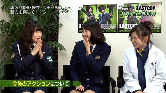 武田玲奈 ラストコップのミニスカ制服美脚キャプ 画像30枚 6
