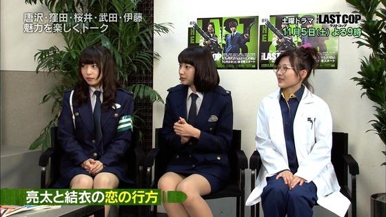 武田玲奈 ラストコップのミニスカ制服美脚キャプ 画像30枚 7