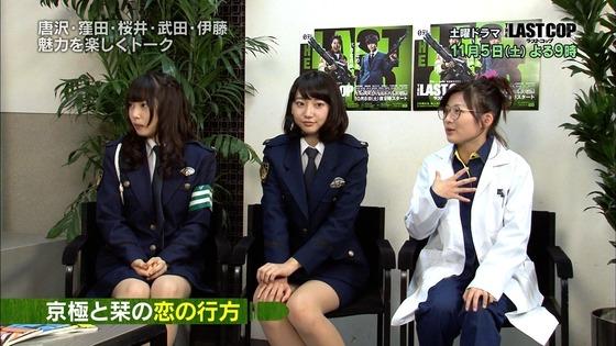 武田玲奈 ラストコップのミニスカ制服美脚キャプ 画像30枚 9