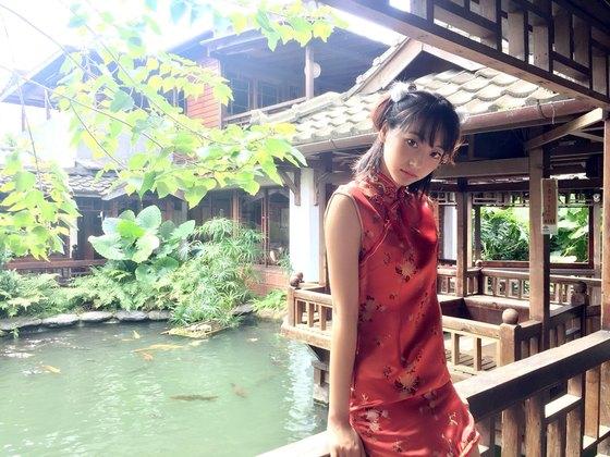 武田玲奈 ヤングジャンプのBカップ水着&チャイナドレス姿 画像25枚 10