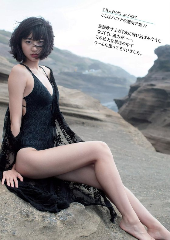 武田玲奈 ヤングジャンプのBカップ水着&チャイナドレス姿 画像25枚 21