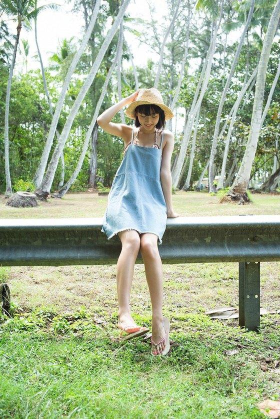 武田玲奈 ヤングジャンプのBカップ水着&チャイナドレス姿 画像25枚 24