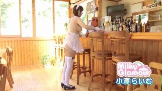 小澤らいむ ミルキーグラマーのHカップ爆乳ハミ乳キャプ 画像60枚 21