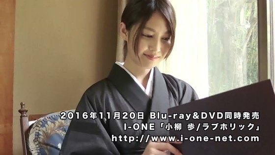 小柳歩 DVDラブホリックのハミ乳&食い込みキャプ 画像29枚 29