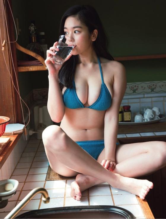 筧美和子 フラッシュのHカップ垂れ乳爆乳水着グラビア 画像26枚 14