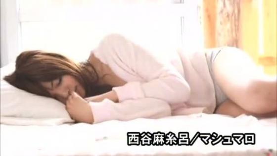 西谷麻糸呂 マシュマロのFカップ巨乳とお尻食い込みキャプ 画像56枚 2