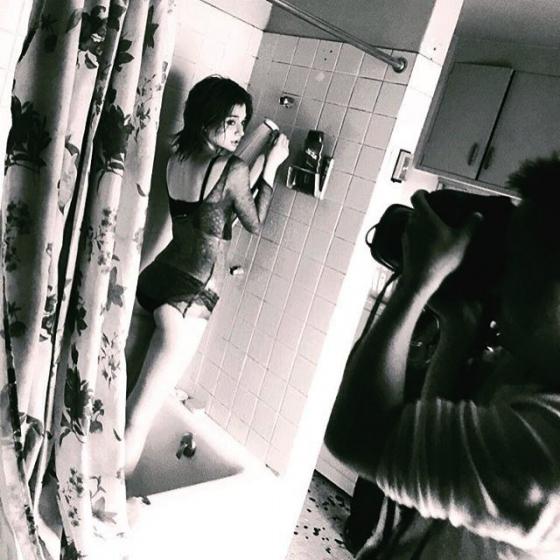 瑛茉ジャスミン ヤンマガのCカップ谷間水着グラビア 画像25枚 25