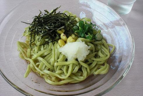 草津2 水の森 ハス蕎麦