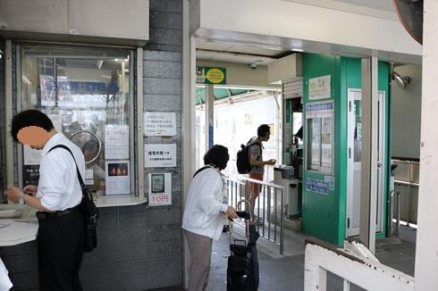 阪堺電車 乗り場