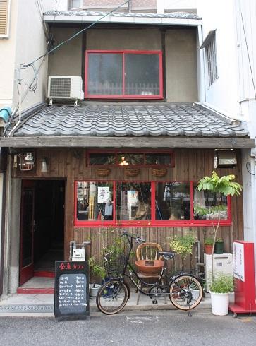 金魚カフェ 全容