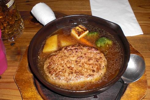 スープハンバーグ