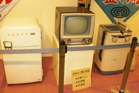 昭和レトロ展 テレビ