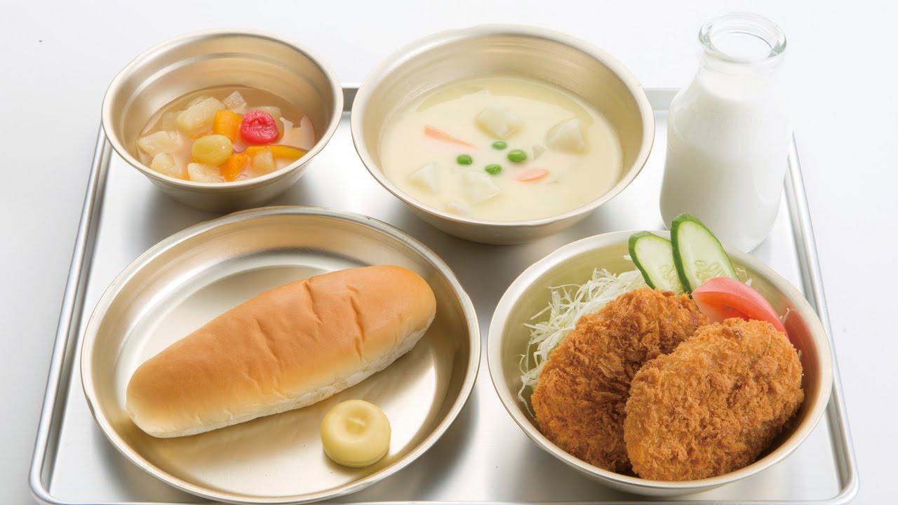 昭和レトロ展 給食
