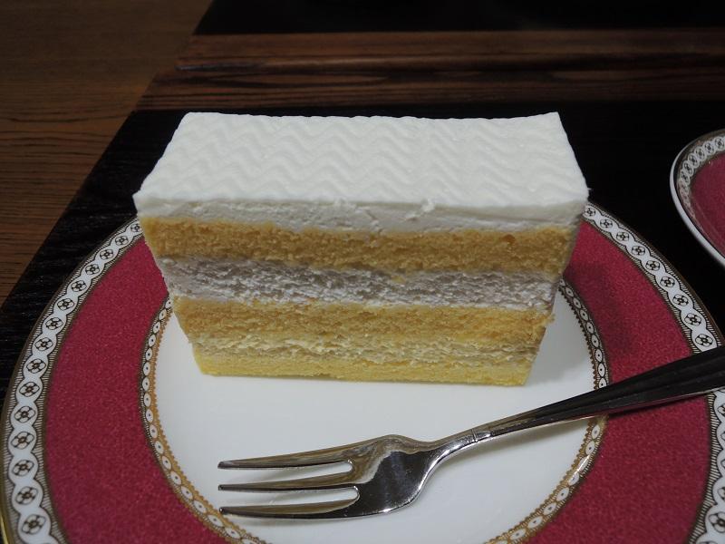 たまごのショートケーキ