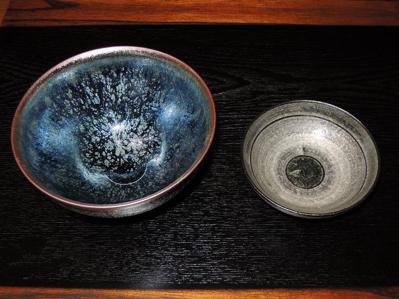 お茶碗 と 小皿