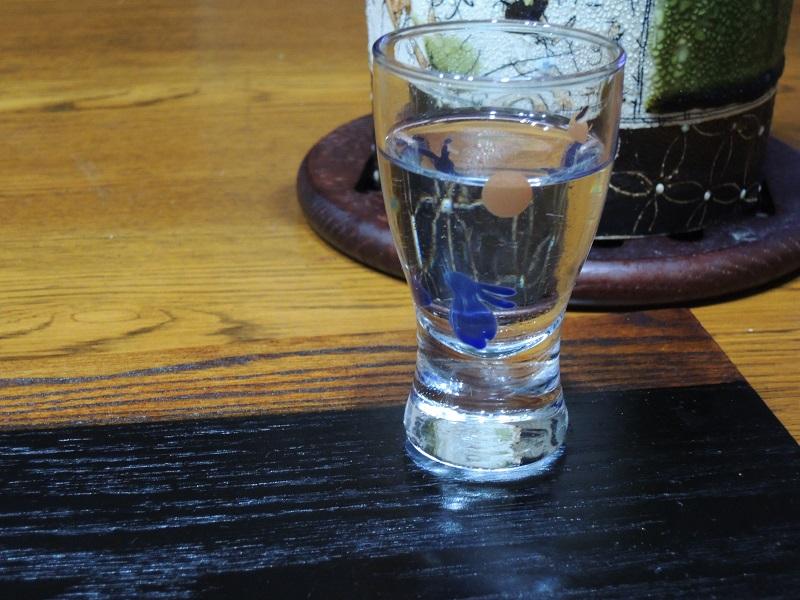 うさぎのグラス その1