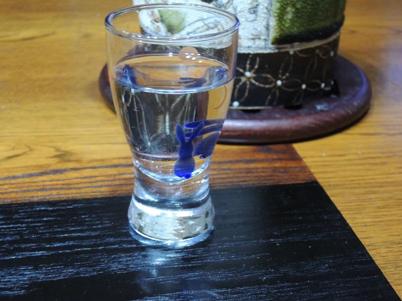 うさぎのグラス その2