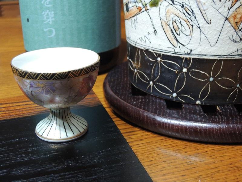 雨垂れ石を穿つ 日本酒