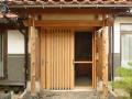 木の玄関2-2