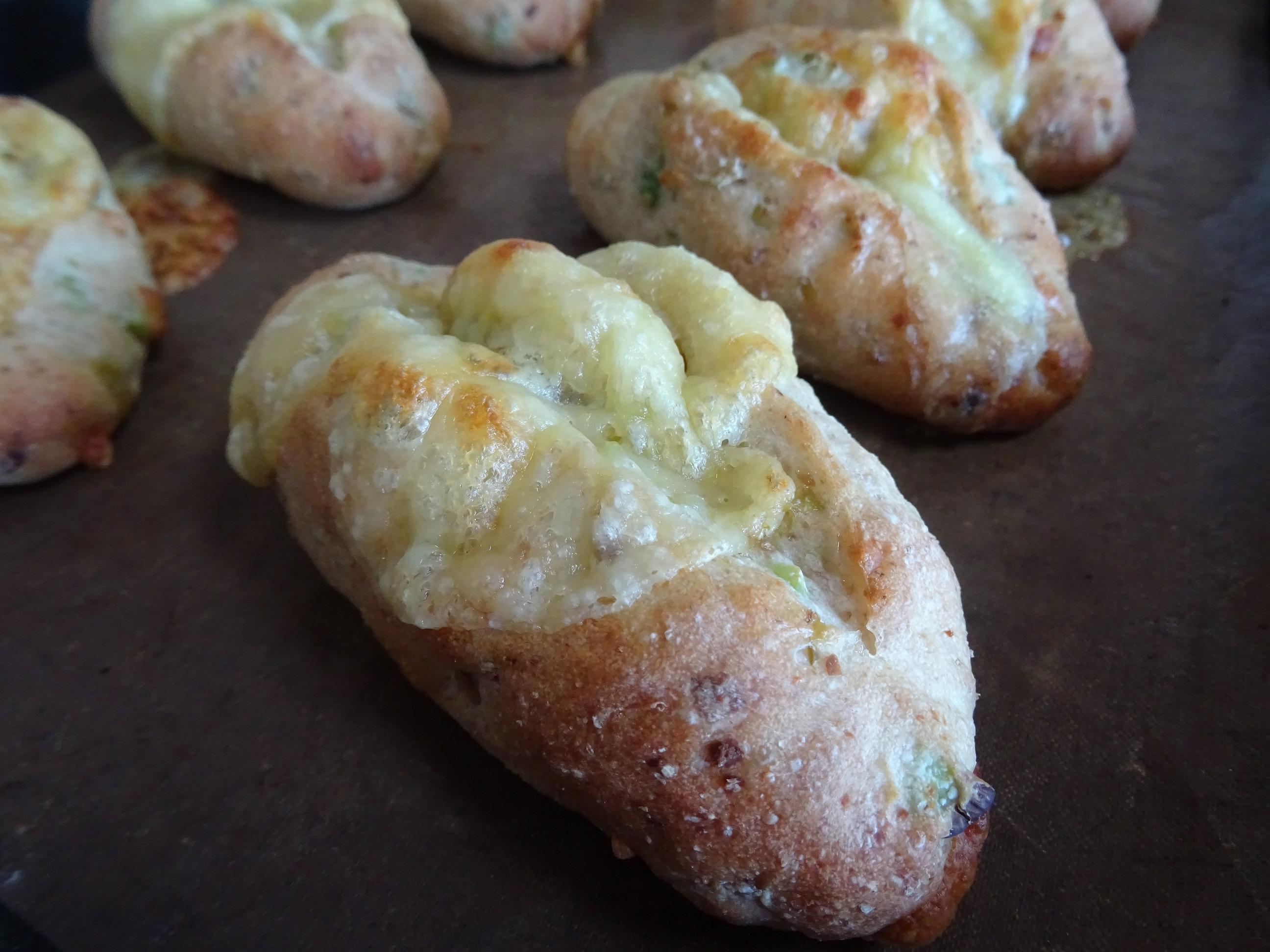 枝豆チーズブレッド1