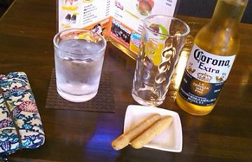 コロナビール注文
