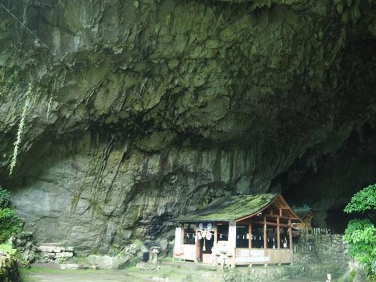 6神瀬の石灰洞窟10