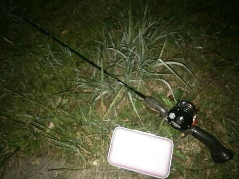 20日の釣り