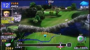 みんなのゴルフ ポータブル1 ユメリビギナーズツアー (34-2)