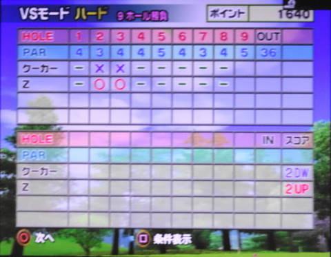 みんゴル4をプレイ 第18回 さくら山の裏Zに挑む (20)