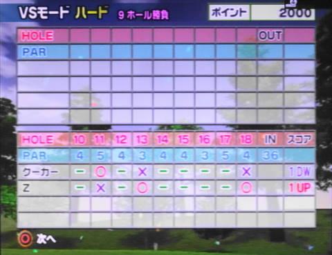 みんゴル4をプレイ 第18回 さくら山の裏Zに挑む (28)