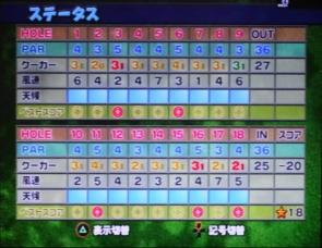 みんゴル4をプレー 第19回 (3)