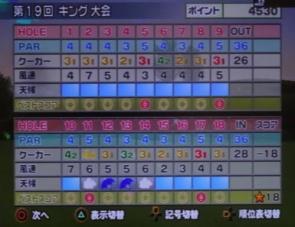 みんゴル4をプレー 第19回 (5)