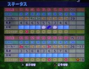 みんゴル4をプレー 第19回 (6)