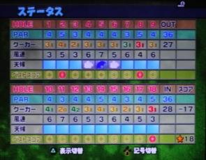 みんゴル4をプレー 第19回 (8)