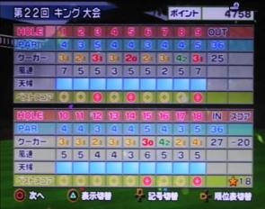 みんゴル4をプレー 第19回 (9)
