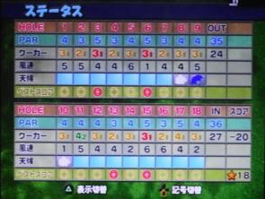 みんゴル4をプレー 第19回 (12)