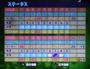 みんゴル4をプレー 第19回 (13)