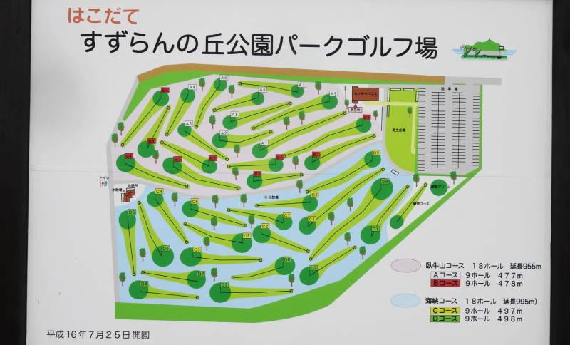 函館市 すずらんの丘PG (1)