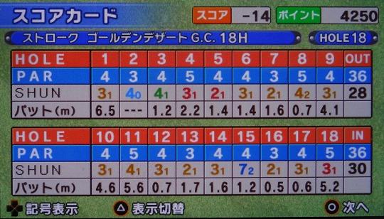 s-みんゴルP1 イーグルトライゲーム (7)