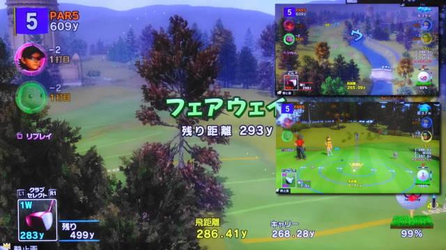 しゅんYゼネラルNゴルフ16 Rd4 (3)