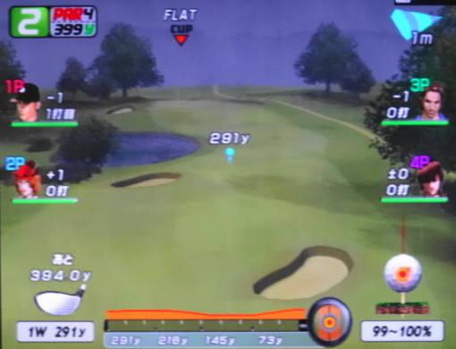 エンジョイゴルフ バンプスオブキング (3)