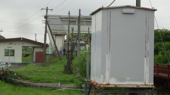 夕張 南空知 駅舎めぐり (29)