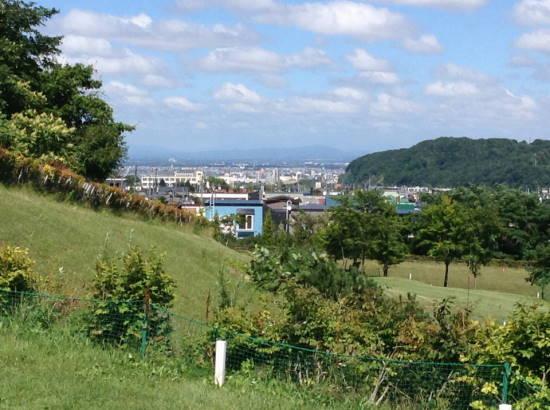 札幌 西区 五天山公園PG場 (6)