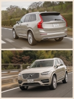 ボルボ 新型「XC90 T8 Twin Engine AWD Inscription」(PHEV)